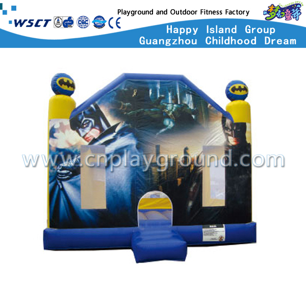 Outdoor Children Mushroom Inflatable Castle Playgrounds (HD-9905)
