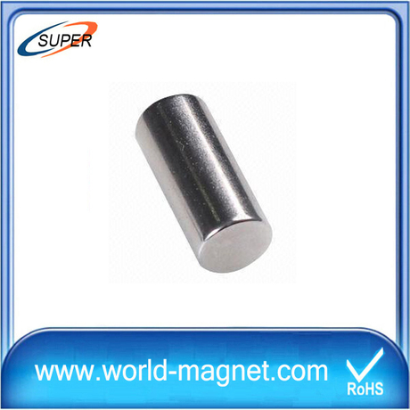 High Quality Neodymium Motor Cylinder Magnets