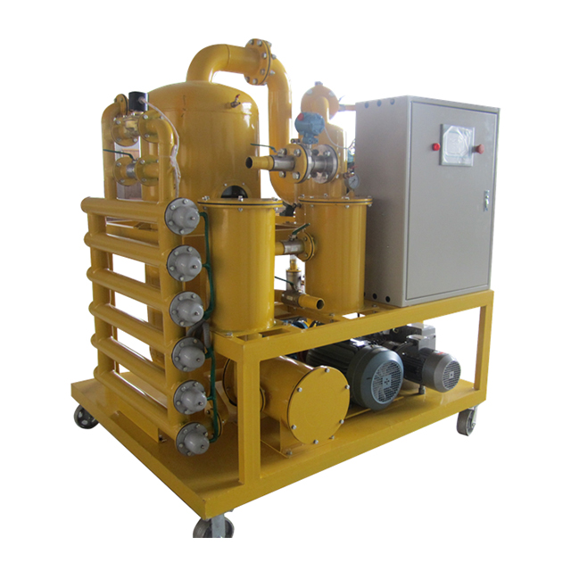 ZYD-A PLC Fully Automatic Transformer Oil Filtration Machine