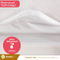 Comfort Terry Hypoallergenic, Waterproof and Breathable Mattress Protector, Queen, White
