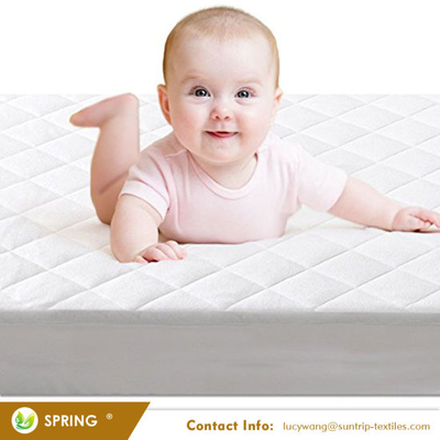 Super Soft Quiet Cover Crib Waterproof Mattress Cover for Baby Cot