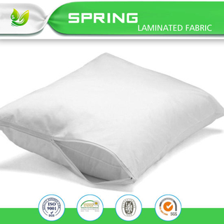 Premium Waterproof &Bedbug Proof& Hypoallergenic Pillow Protector