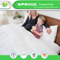 Quilted Bamboo Fiber Mattress Toppers Protector High Quality Extra Deep