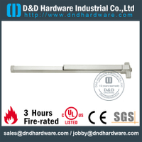 Stainless Steel Emergency Exit Device Fire Rated Panic for Wooden Door with UL Listed-DDPD003