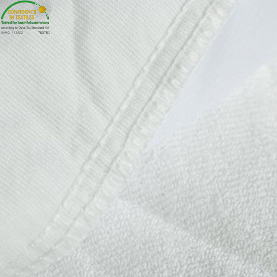 100% Waterproof Made with Eco-Friendly Bamboo Fiber Baby Mattress Pad Protector