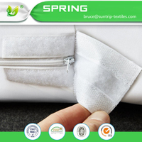 Bed Bug Waterproof Mattress Cover Zippered Mattress Encasement Queen Size New