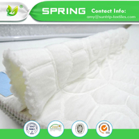 100% Waterproof Mattress Protector Fabric, Jacquard Mattress Fabric