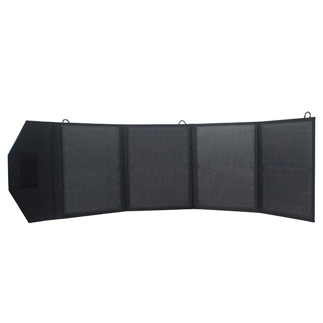 SGC-M-50W18V Solar Panel Charger Package