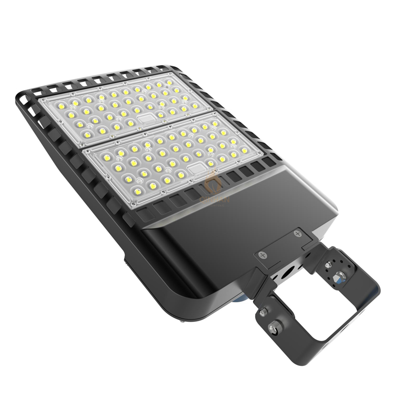 High Luminance 150W LED Parking Lot Fixture