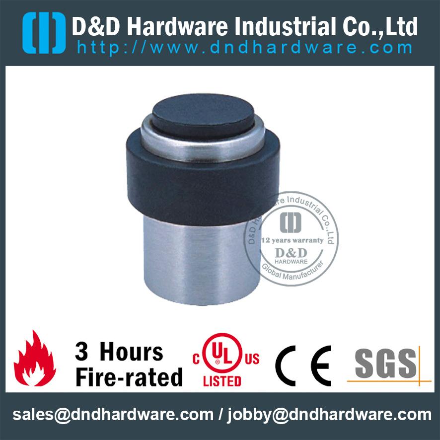 Zinc Alloy Floor Industrial Door Stop For Hollow Metal Door  DDDS009