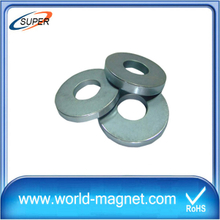 Radial magnetized neodymium radial ring magnet for high speed motor