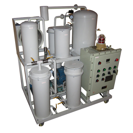 Series TYA -Ex explosion-proof lubricating oil purifier