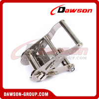 DSRB50201SS B/S 2000KG/4400LBS Stainless Steel Ratchet Buckle