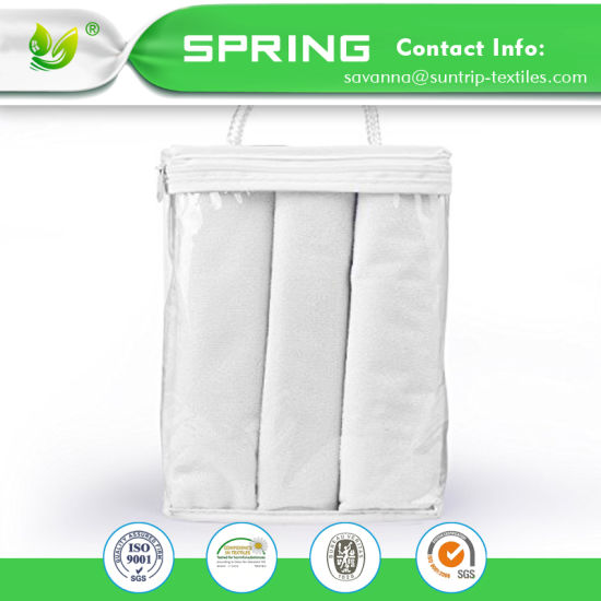 Premium 100% Organic Baby Infant Waterproof Diaper Changing Mini Pad Washable 31*25 Inches