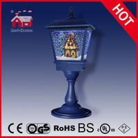 (LT27064M-B) Chinese Christmas Items Lighting Lamp Houses Decorations Inside