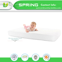 Baby High Quality Waterproof and Breathable Cradle Mattress Pad