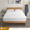 Premium Hypoallergenic Waterproof Mattress Protector - Cotton Terry Topper - Vinyl Free