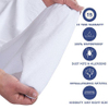 King Mattress Protector 100% Waterproof Mattress Pad Cover Breathable/Hypoallergenic/Vinyl Free