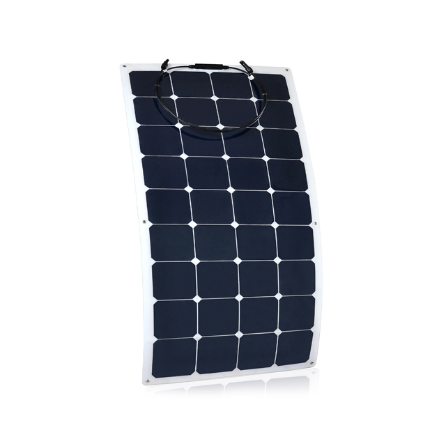 el panel solar flexible 110w