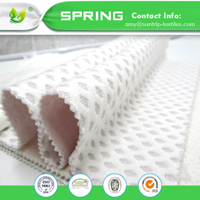 Wholesales 100 Polyester Quilted Jacquard Mattress Fabric