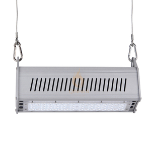Weatherproof 50W LED Linear Hanging Light