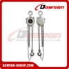 0.5T - 15T Totally Enclosed Stainless Steel Chain Block / Chain Hoist for Offshore Oil Platform