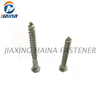 Carbon Steel Gr4.8 Zinc Plated Wood Screw