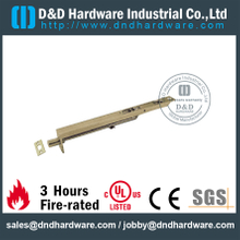 Brass Heavy Duty Flush Door Bolt for Steel Door -DDDB003