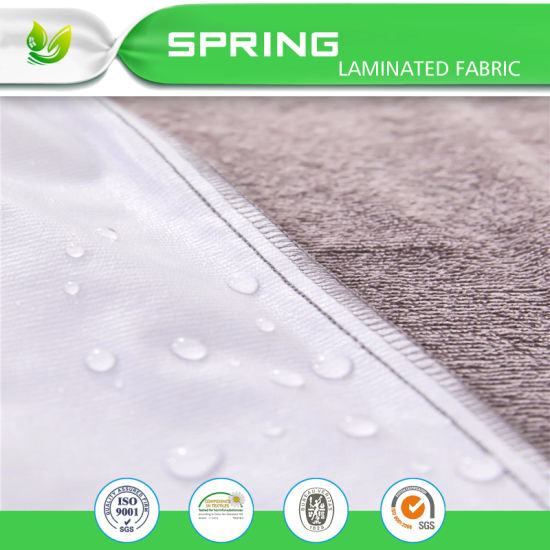 Hot Selling Anti-Mite Hypoallergenic Bed Bug Waterproof Mattress Protector