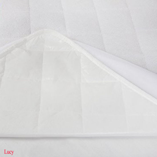 Super Soft Rayon From Bamboo Jersey Dust Mite Protection Waterproof Baby Mattress Protector/Pad/Cover