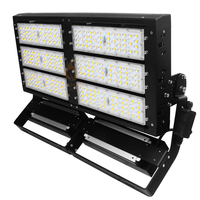 High power 600W LED flood light