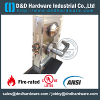 Stainless Steel American Standard Mortise Lock for Office Door-DDML ANSI F04