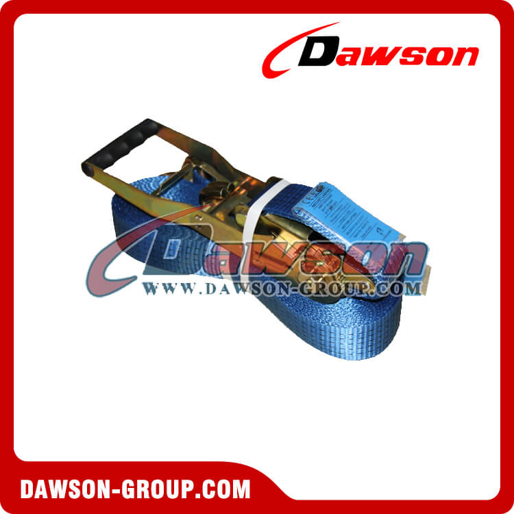 ERGO RATCHET TIE DOWN - RATCHET STRAPS WITH DOUBLE J HOOKS - Dawson Group China Manufacturer Supplier