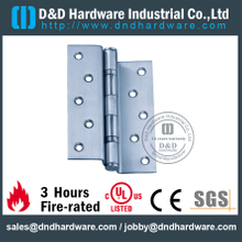 Stainless Steel 304 Durable Crank Hinge for Metal Door-DDSS011