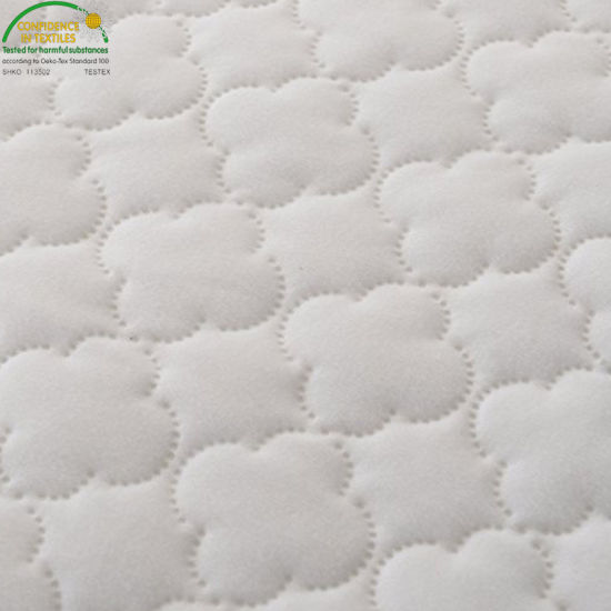 Comfortable Breathable Bamboo Material Baby Crib Mattress Pad Protector