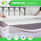 Hot Selling Breathable Hypoallergenic Waterproof Mattress Cover Queen Size TPU Laminated Mattress Encasement