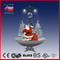 (40110U170-ST3-SW) Snowing Christmas Decorations with Umbrella Base