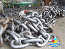 CCS Approved Grade AM3 Marine Stud Link Steel Anchor Chain