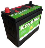 12V 36AH MF Start Car Battery 38B20L