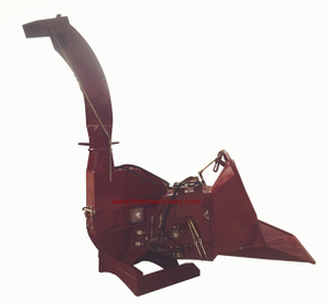 Dual Chipping Disc Heavy-Duty Hydraulic Chipper