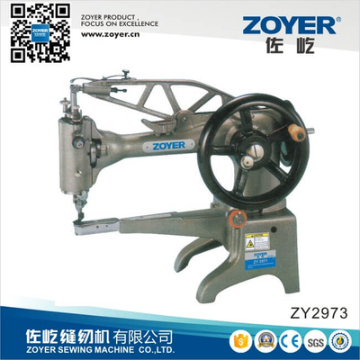 ZY 2973 Zoyer Single Needle Cylinder Bed Shoes Repairing Machine (ZY 2973)