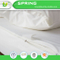 Bed Bug Mattress Cover Plush Fabric Waterproof Encasement Size Queen
