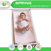 Waterproof Reusable Changing Pad Baby Changing Mat Crib Mattress Pad