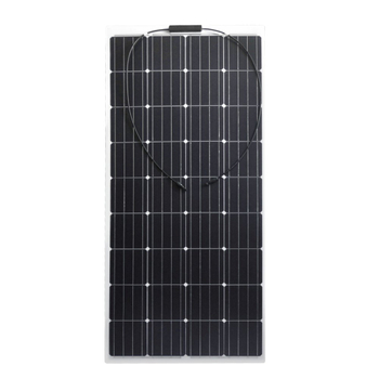 160w lightweight solar panel