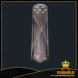 Beatuiful K9 crystal ceiling lamp for home (MP86085-7)