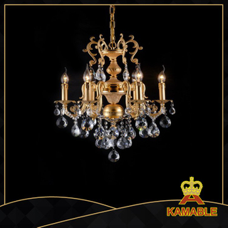 Fancy indoor decorative cast aluminum chandelier(cos9088 )