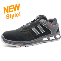 ETPU12 Fiberglass Toe Kevlar Casual Sport Safety Shoes for Work