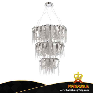 New modern home chain lamp chandelier(KA0358P-3L)
