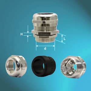 EMC Brass Cable Glands