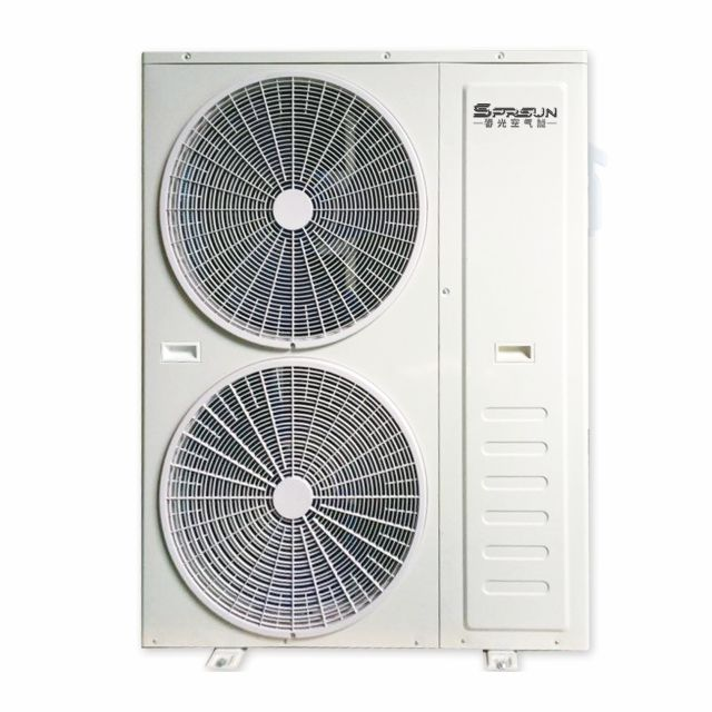 15KW 17KW EVI Inverter Air Source Heat Pump for Cold Area Heating and Cooling
